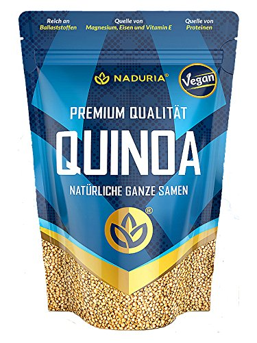 500 g naduria quinoa nat rliche ganze samen wei quinoa24 shop. Black Bedroom Furniture Sets. Home Design Ideas